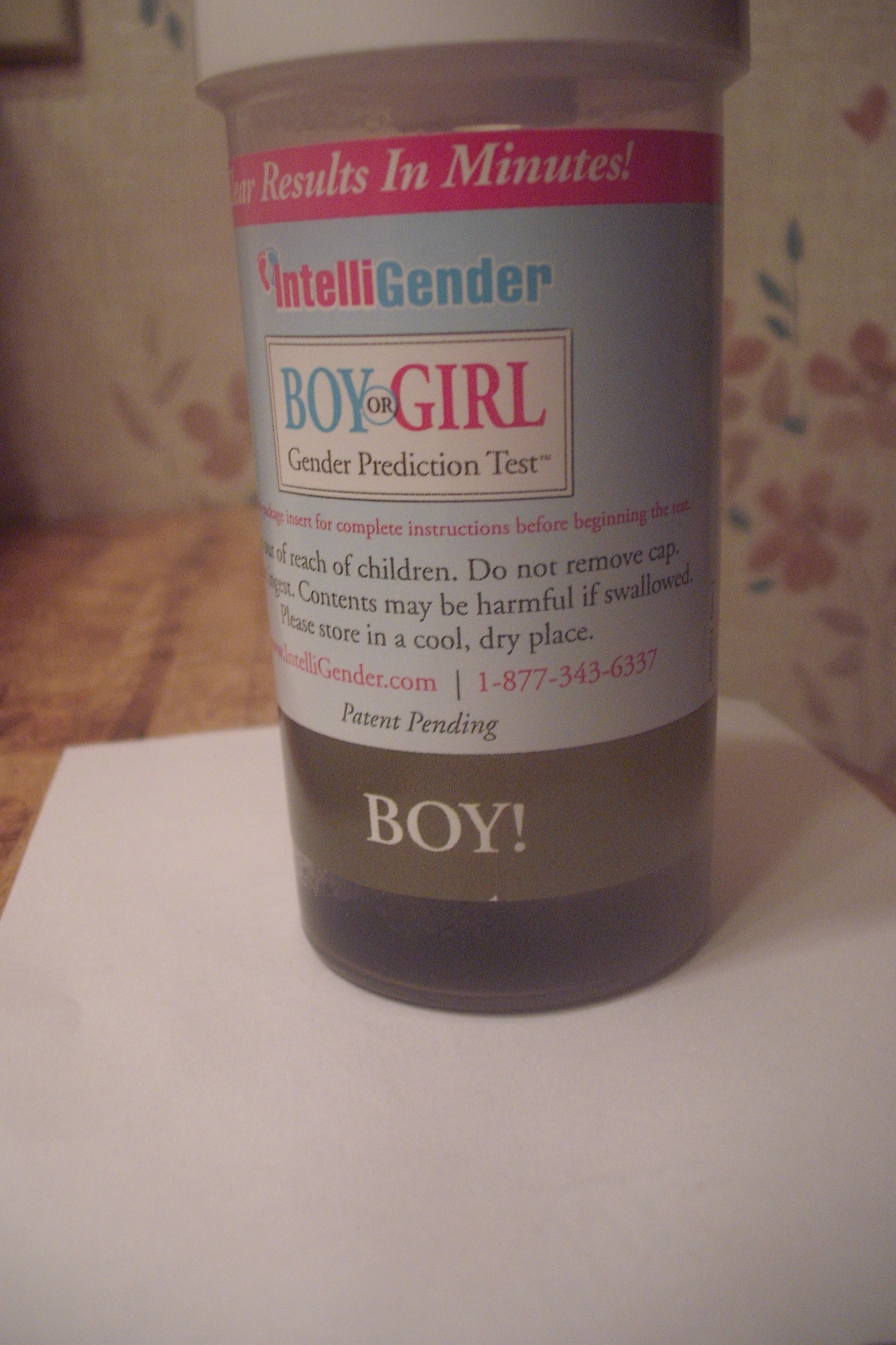 9e4781a57e So according to IntelliGender I am having a boy! It was fun to do this….not  knowing that it would say. Now